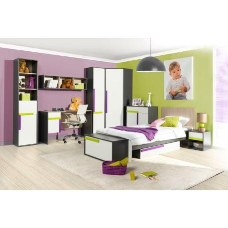 Bērnu moduļu mēbeles