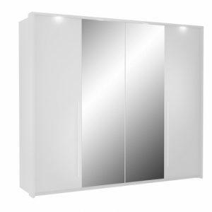 Skapis ar spoguli Brema 255