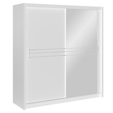 Skapis ar bīdāmām durvīm Hawana 203