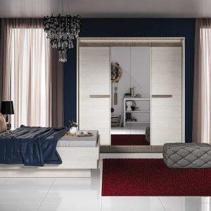 Guļamistaba Blanco 1