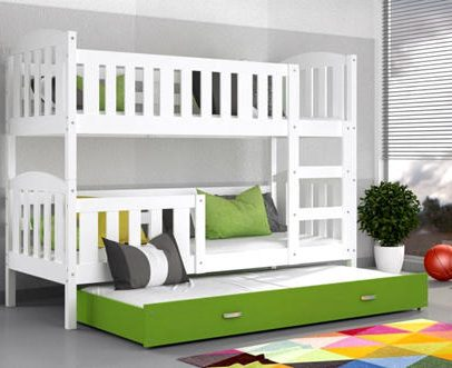 Trīsvietīgas gultas