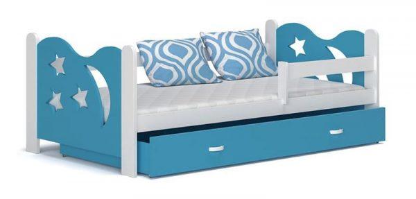 Bērnu gulta MIKOLAJ