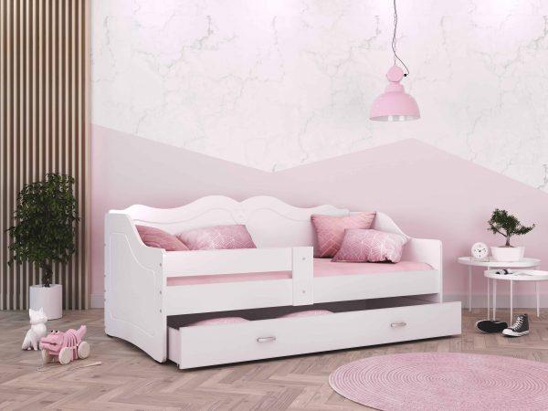 Bērnu gulta LILI
