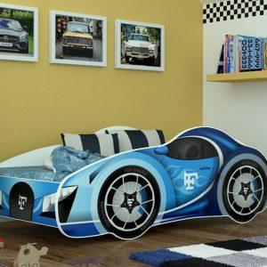 Bērnu gulta CARS 140