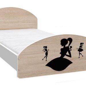 Bērnu gulta CROSS 2009