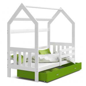 Bērnu gulta DOMEK 2
