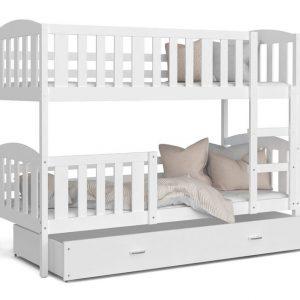 Divvietīgas gultas KUBUS MDF
