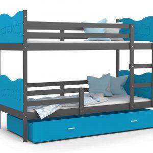 Divstāvu gulta MAX MDF