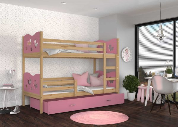 Divstāvu gulta MAX