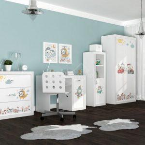 Bērnu istaba FILIP Grafika 1