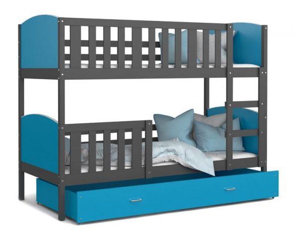 Divstāvu gulta TAMI MDF