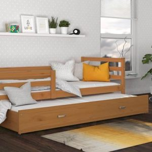 Divvietīga bērnu gulta JACEK P2