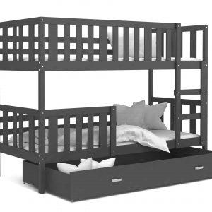 Divstāvu gulta NEMO MDF
