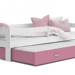Divvietīga bērnu gulta HUGO P2 MDF