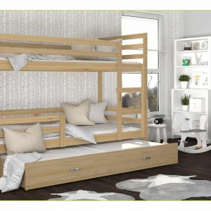 Divstāvu gulta JACEK 3