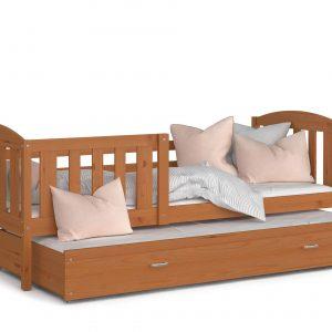 Divvietīga bērnu gulta KUBUS P2