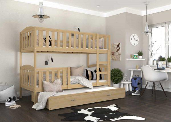 Divstāvu gulta KUBUS 3