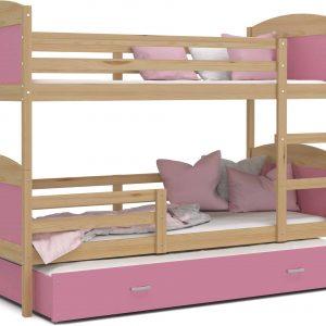 Divstāvu gulta MATEUSZ 3