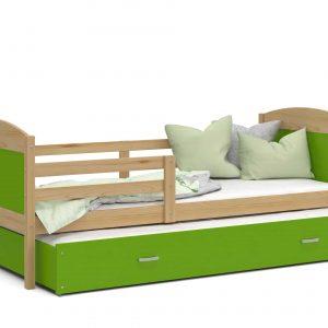 Divvietīga bērnu gulta MATEUSZ P2