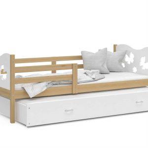 Divvietīga bērnu gulta MAX P2