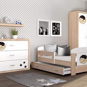 Bērnu istaba FILIP Grafika 3