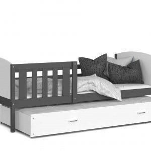 Divvietīga bērnu gulta TAMI P2 MDF